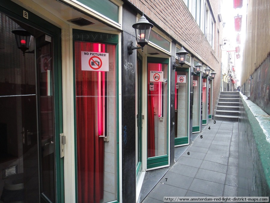 amsterdam red light district goldbergersteeg. Black Bedroom Furniture Sets. Home Design Ideas