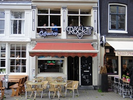 Rock-iT Coffeeshop, Amsterdam, Holland / Netherlands