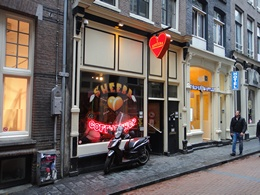 Sheeba Coffeeshop, Amsterdam, Holland / Netherlands