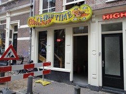 High Times Coffeeshop, Amsterdam, Holland / Netherlands