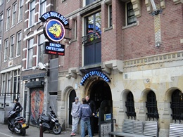 The Bulldog Energy Coffeeshop, Amsterdam, Holland / Netherlands
