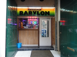 Babylon Coffeeshop, Amsterdam, Holland / Netherlands