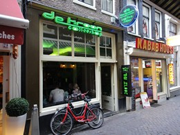de Kroon Coffeeshop, Amsterdam, Holland / Netherlands