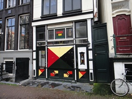 The Lion of Judah Coffeeshop, Amsterdam, Holland / Netherlands