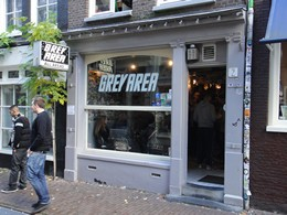 Grey Area Coffeeshop, Amsterdam, Holland / Netherlands