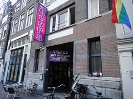 The Doors Palace Coffeeshop, Amsterdam, Holland / Netherlands
