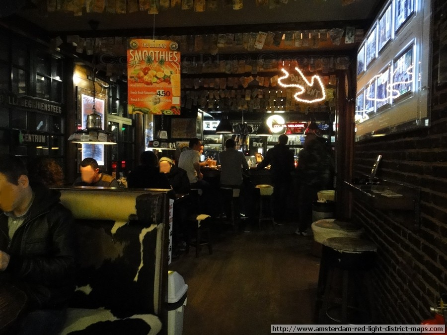 Amsterdam coffeeshop the bulldog red light district amsterdam coffeeshop the bulldog aloadofball Image collections