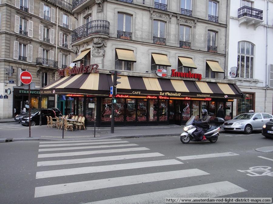 Paris Red Light District | Boulevard de Clichy Photos