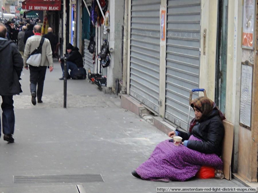 rue des prostituees paris
