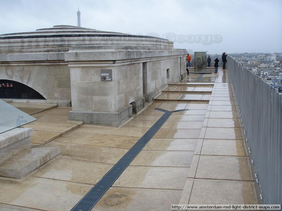 Arc De Triomphe De L 201 Toile Paris France
