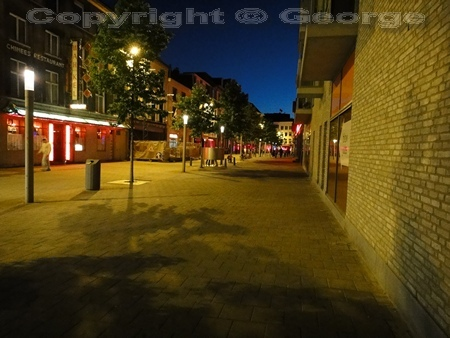 Antwerp Red Light District