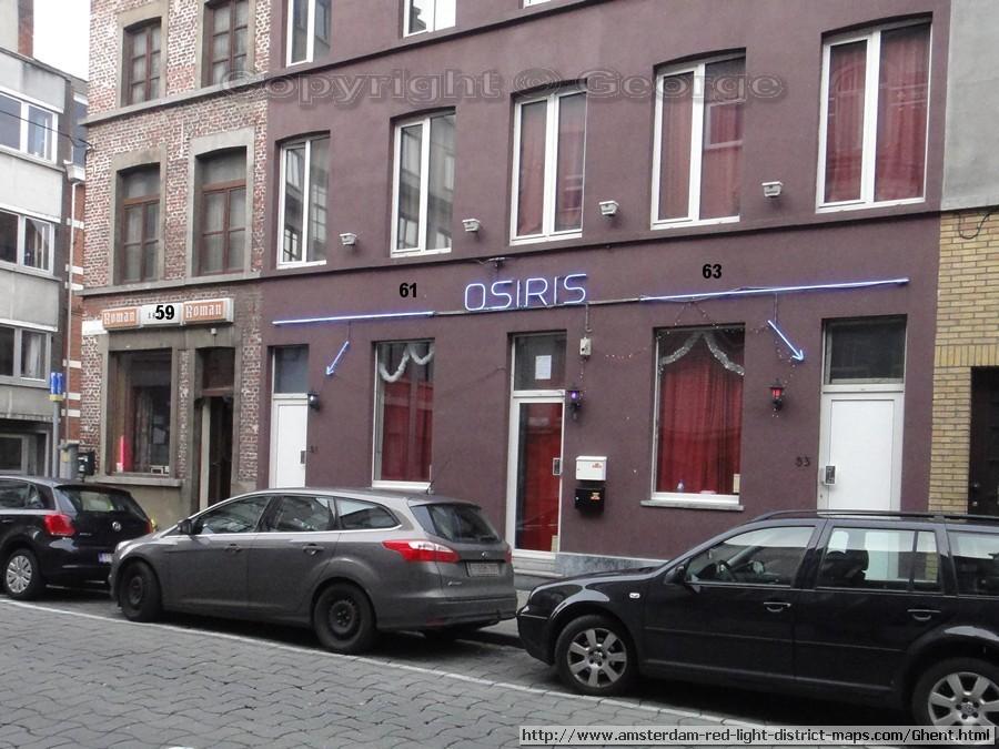 Model Hooker in Ghent