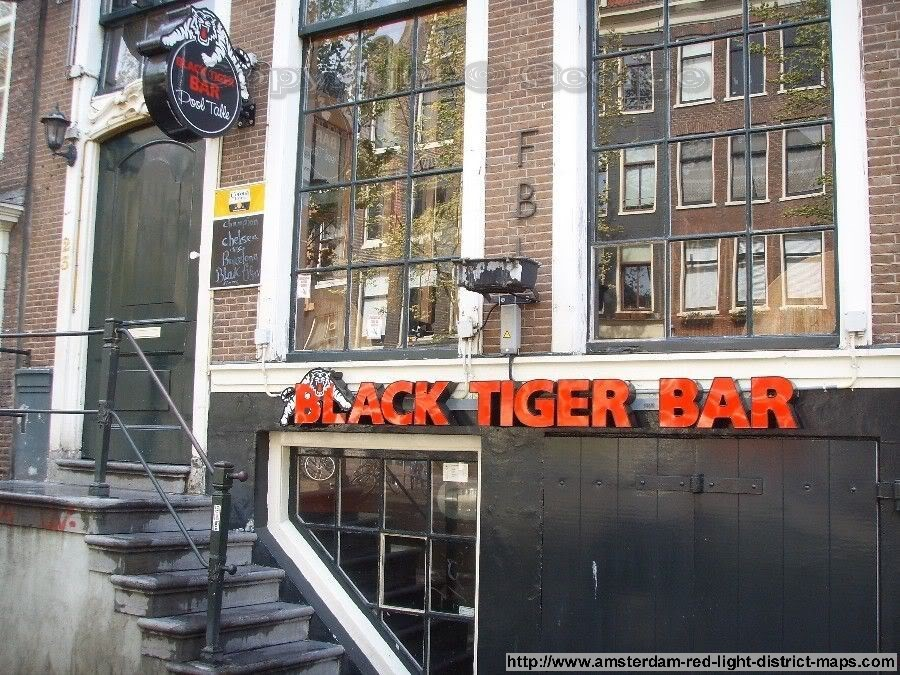 Amsterdam red light district black tiger bar amsterdams red light district black tiger bar aloadofball Gallery