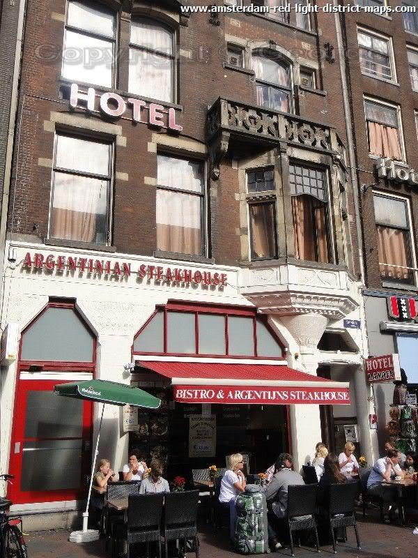 Information About Amsterdam Red Light District