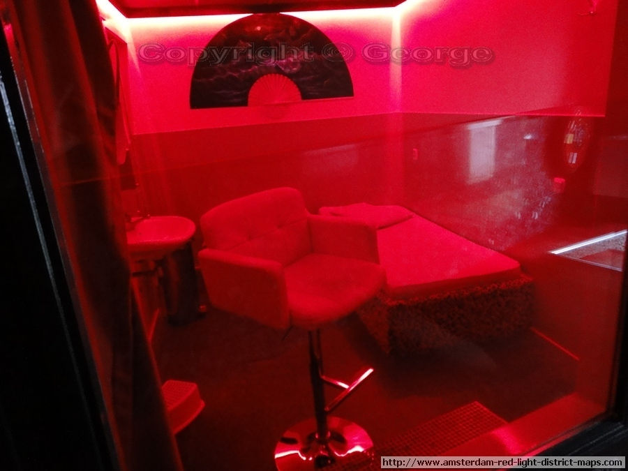 how to find red light district amsterdam
