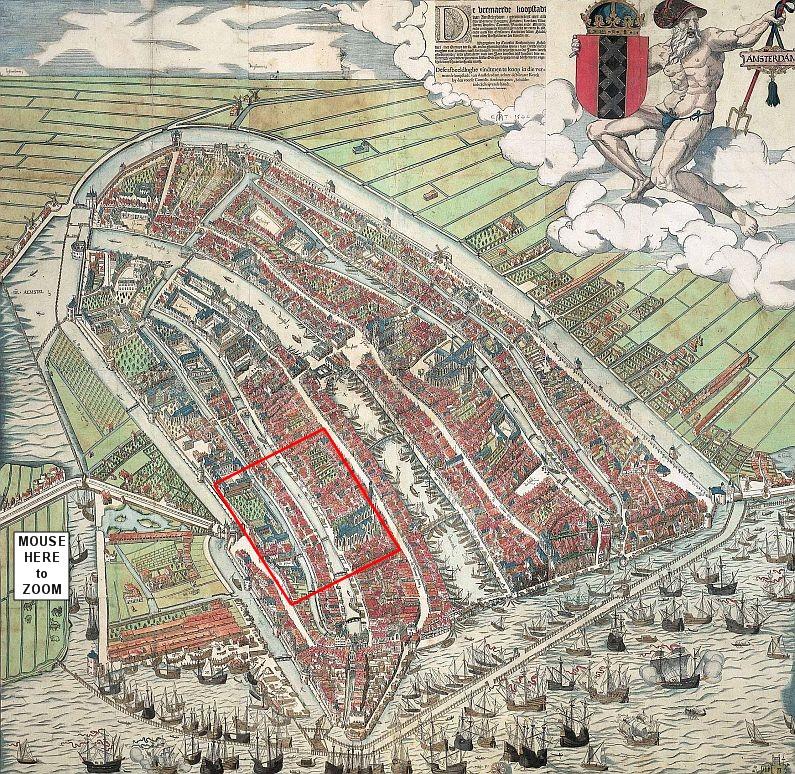 amsterdam rld map