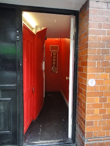 Photo of Soho / London's red light district in  England (Great Britain / United Kingdom)