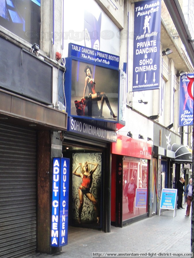 sex shop london road leicester