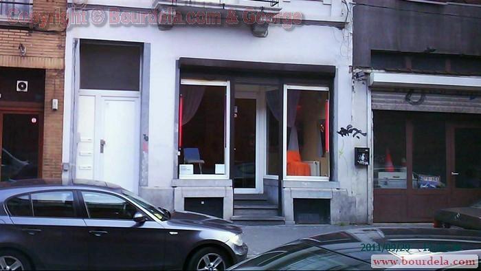 Belgium Brussels Red Light District 1