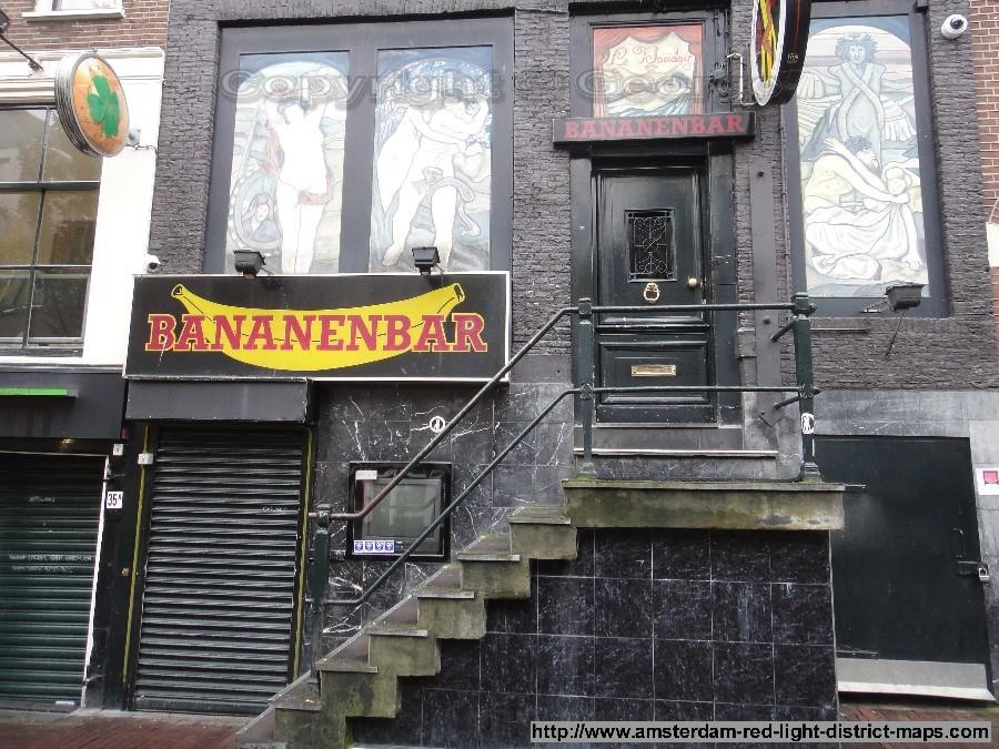 Amsterdam red light district bananenbar the banana barbananenbar at oudezijds achterburgwal 37 amsterdam red light district aloadofball Image collections